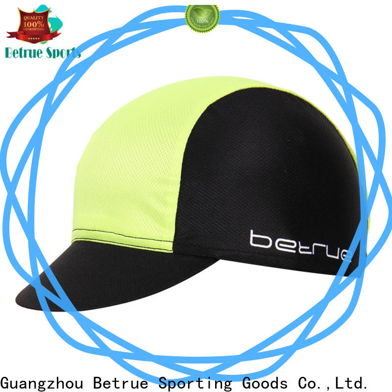 Betrue breathable bike cap for business for sport