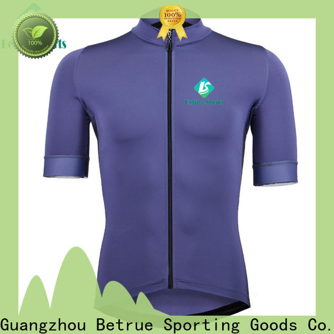 Betrue Top mens road cycling jersey for business for bike