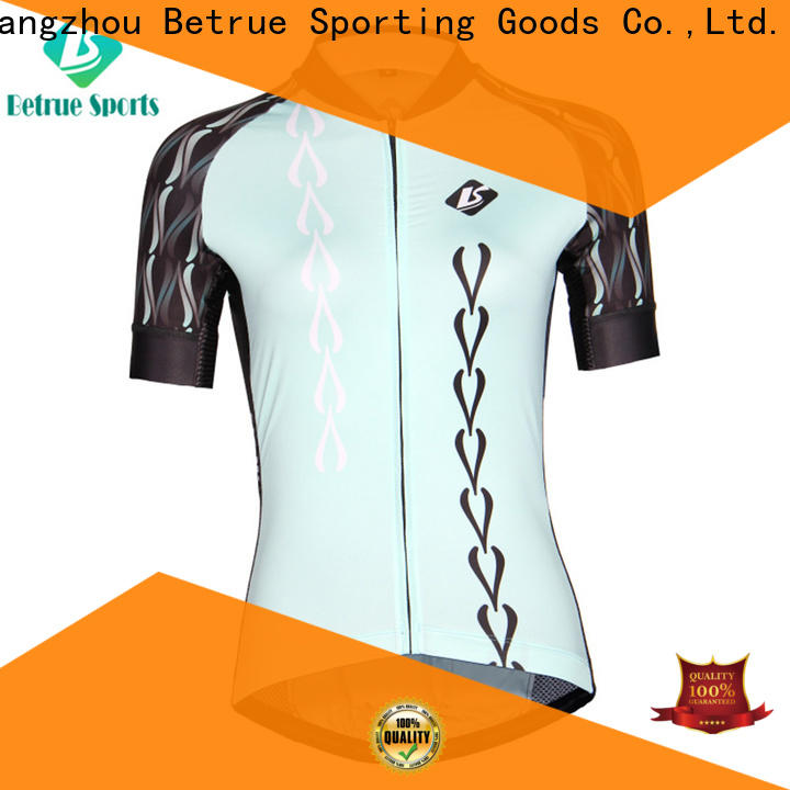 Betrue ladies mountain bike jerseys manufacturers for women