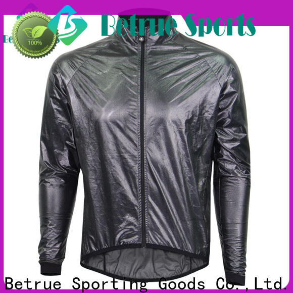 Betrue Custom mens cycling jacket for business for sport