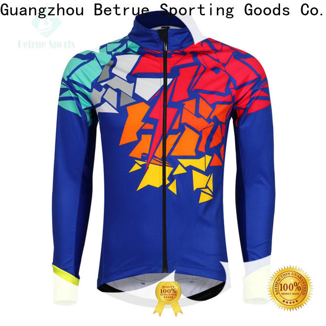 Betrue raincoat cycling jackets Supply for bike