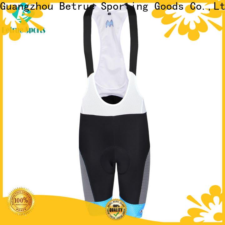 Betrue Latest bike bib shorts manufacturers for women