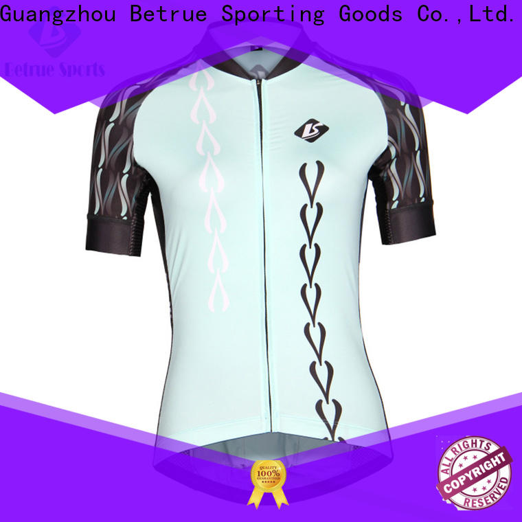 Betrue Latest custom bike jerseys factory for bike