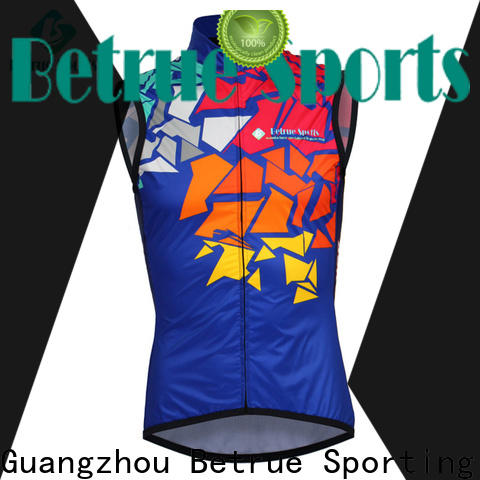 Betrue sleeveless cycling vest factory for bike