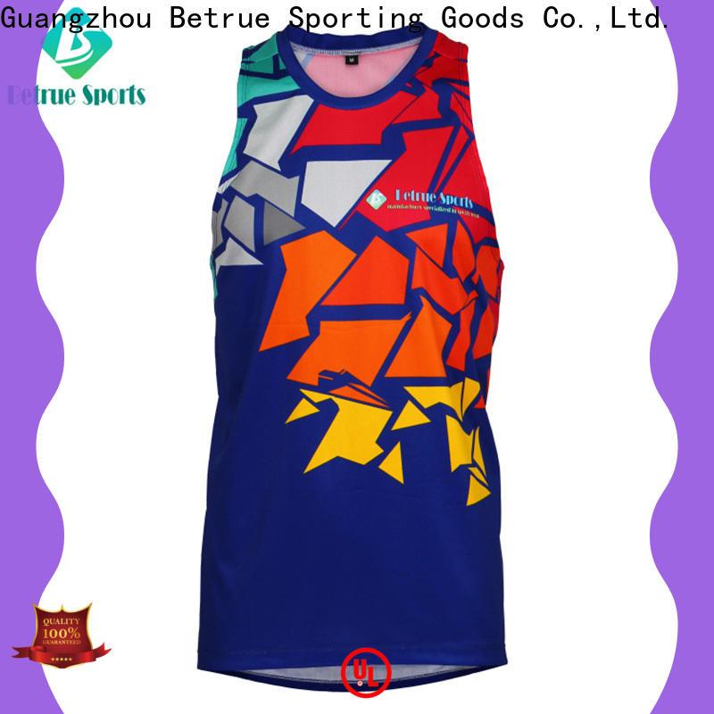 Betrue Best running clothes factory for men