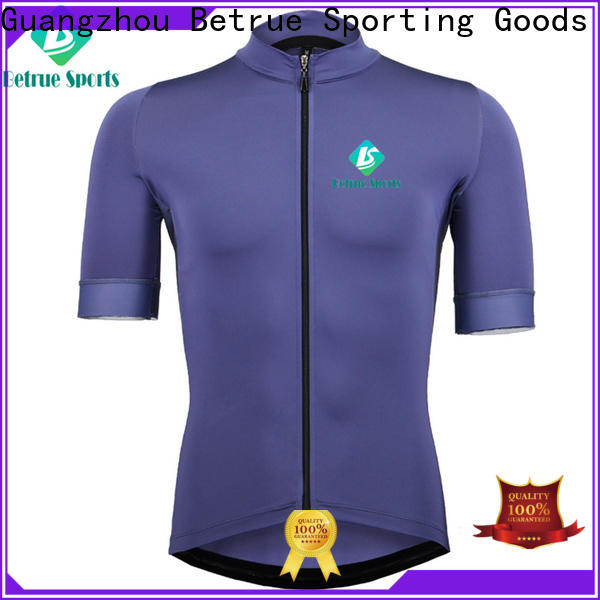Betrue Custom retro cycling jerseys factory for men