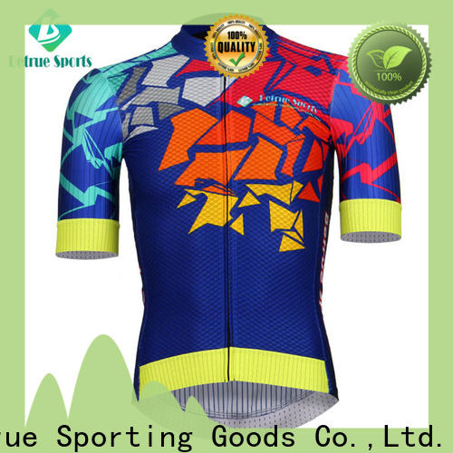 Betrue New cool mens cycling jerseys Suppliers for sport