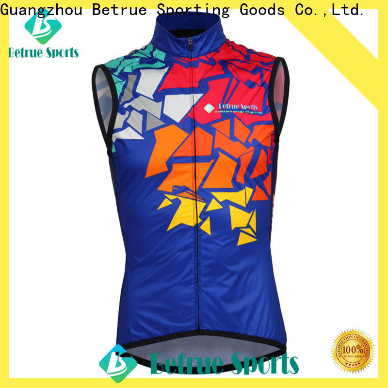 Betrue quality cycling vest Supply for sport