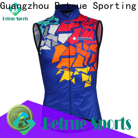 Betrue sleeveless best cycling vest for business for bike