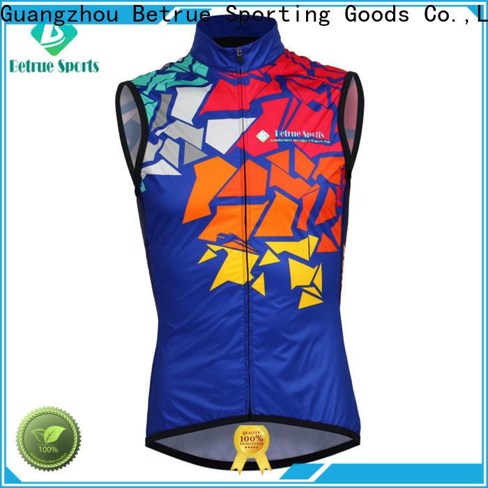 Custom biker vest vest company for men