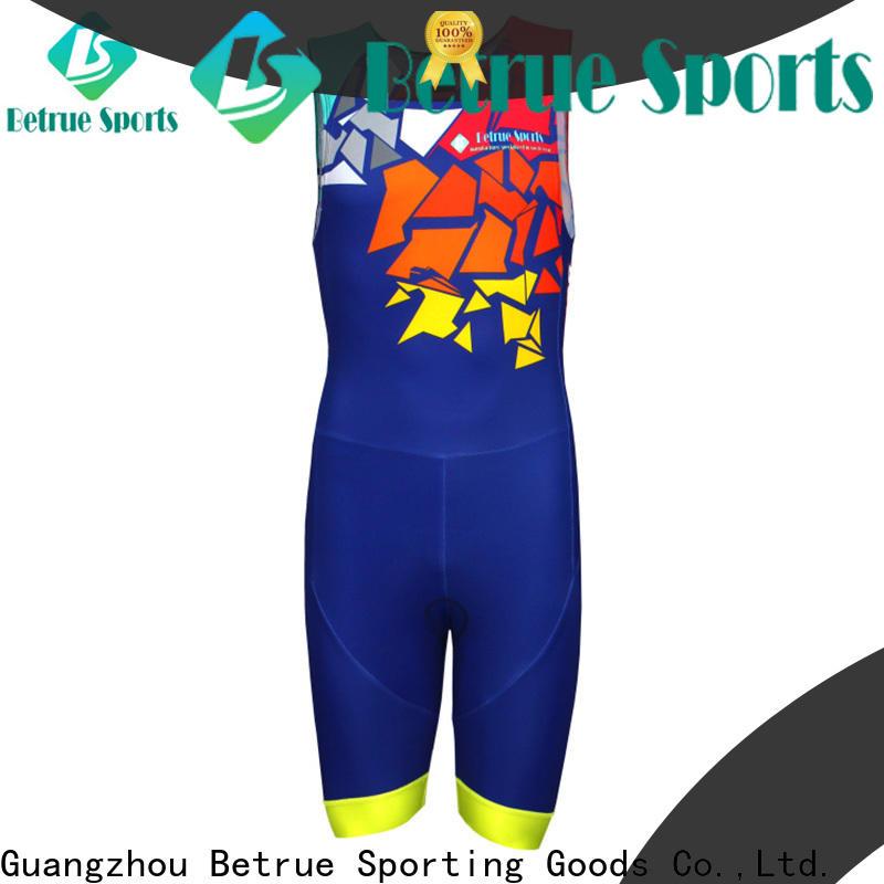 Betrue online best triathlon suit factory for sport