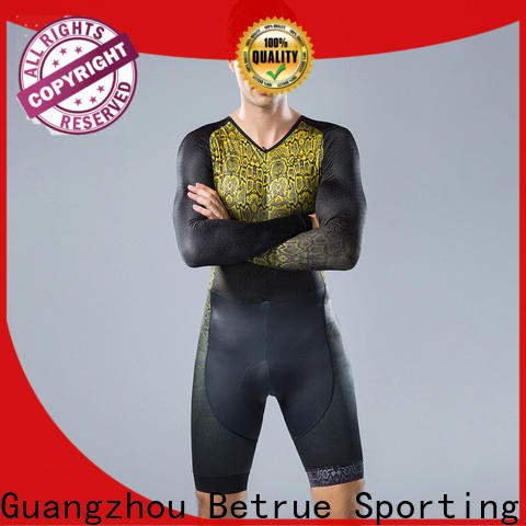 Top cycling skinsuit suits manufacturers for sport