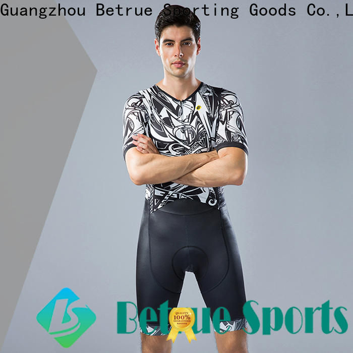 Betrue Wholesale cycling skinsuit cheap manufacturers for sport
