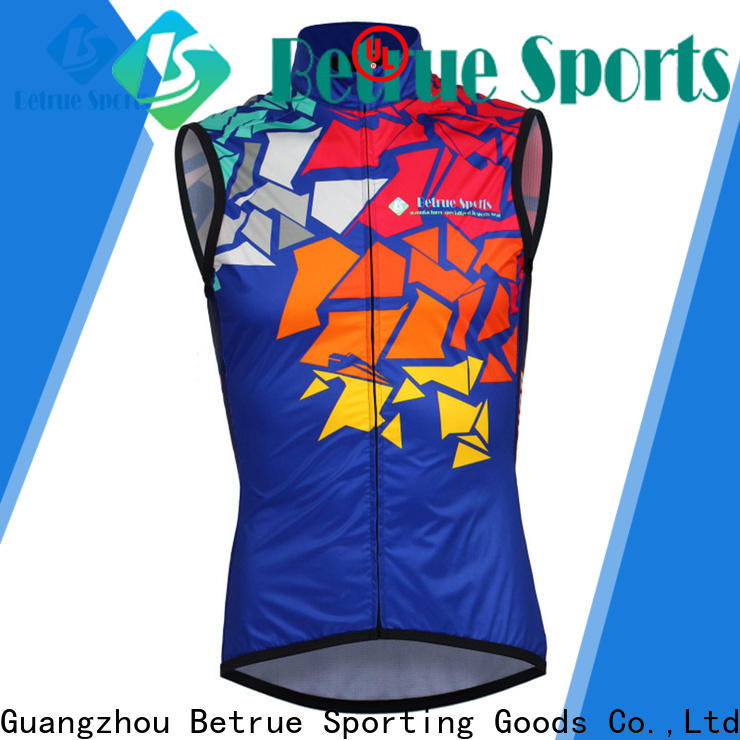Betrue New cycling vest mens Supply for sport
