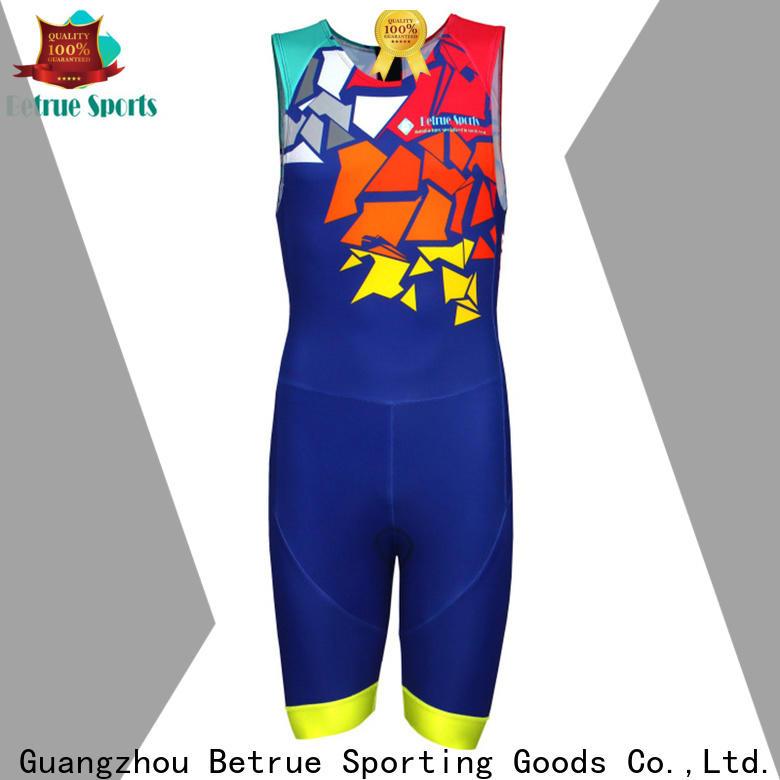 Best best triathlon suit sleeveless Supply for sport