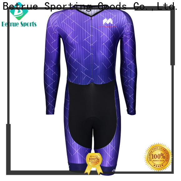 Betrue race cycling skinsuit for business for women