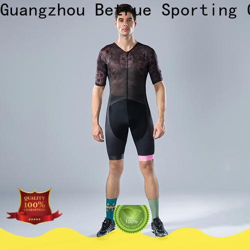 Latest skinsuit triathlon men for business for bike