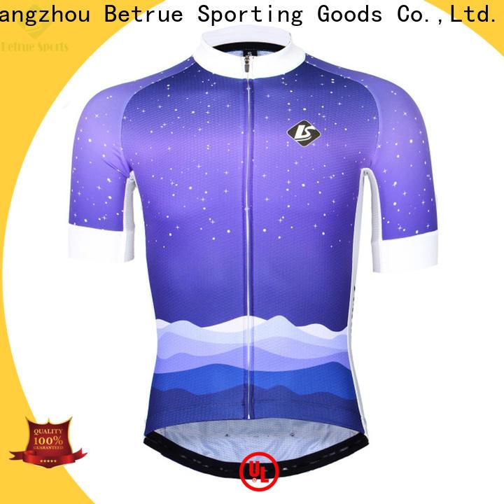 Betrue bike best mens cycling jersey Suppliers for women