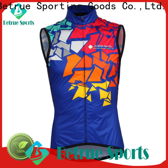 High-quality cycling vest mens cycling for business for women