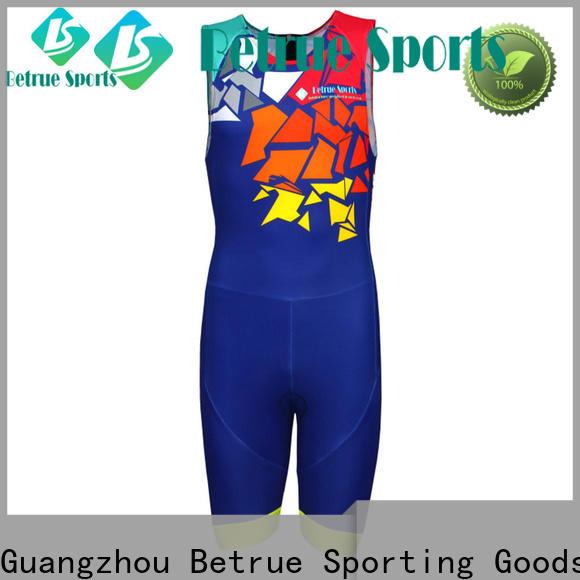 Latest triathlon suit mens men factory for sport