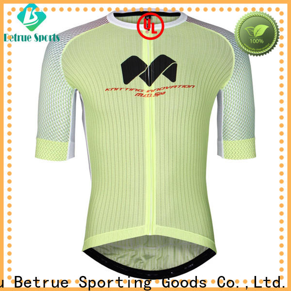 Betrue Latest best mens cycling jersey for business for sport
