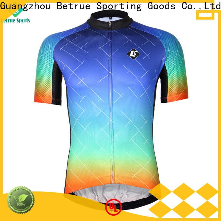 Betrue Top best mens cycling jersey Suppliers for women