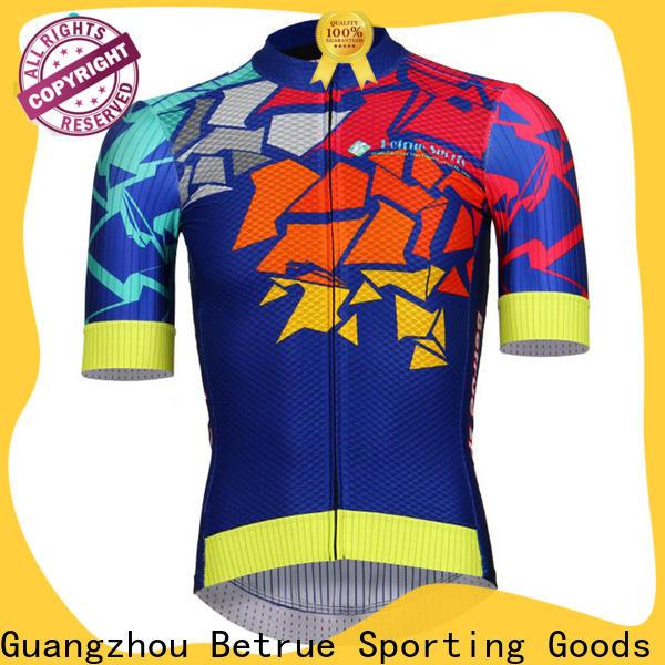 Betrue Custom vintage cycling jerseys Suppliers for women