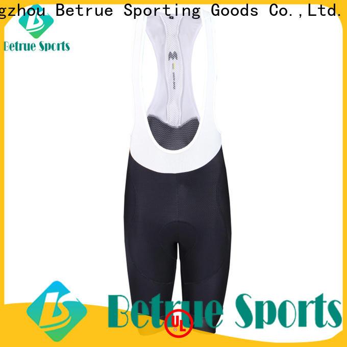 Betrue fibre cycling bibs company for sport