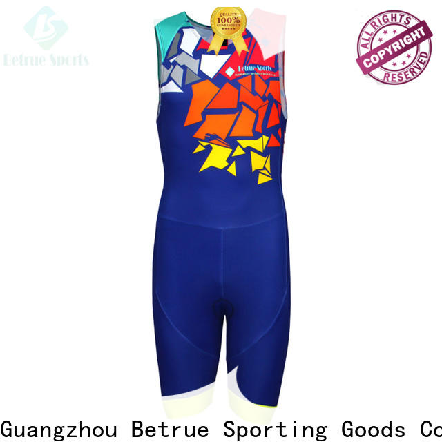 Betrue Top triathlon suit mens Suppliers for women